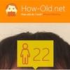 今日の顔年齢測定 283日目