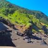 筆島海水浴場はふっかふかで最高のビーチ!【伊豆大島観光】