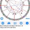 今の天体の様子 2016.7.20 7:56 満月山羊座
