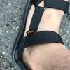 今さらだけど、Teva(テバ)のスポーツサンダルがめちゃくちゃ歩きやすい!