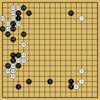 AlphaGo対AlphaZeroの棋譜3