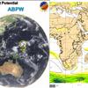 日本の南&南東にはまとまった雲が!今後台風の卵である熱帯低気圧を経て台風24号となって日本に接近!?気象庁・米軍・ヨーロッパの進路予想は?