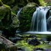 【登山写真考察】レタッチノート、苔と清流に覆われた癒しの川苔山現像編