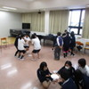 大阪聖母女学院中学校3年生対象の福祉学習スタート