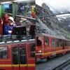 思い出旅・2012年 スイス(12)アイガー北壁直下    ハイキング