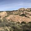 スタートレックファン必見トレイル。ヴァスケス・ロックス | カリフォルニアのトレッキング