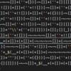 JavaScript で Hello,world! に挑戦 (ただし記号だけを使って)