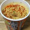 今日の食べ物 夕食にカップ麺