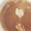 カフェオーレが飲みたいの。