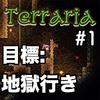 【Terraria】大型アプデ前にクリア目指す【#1】