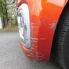 ウェイクG SA(フロントバンパー)削れキズの修理料金比較と写真 初年度H27年、型式LA700S