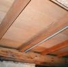 床タワミ修理1(床下からの補強例01)