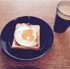 朝食と手放したティーマのお話。