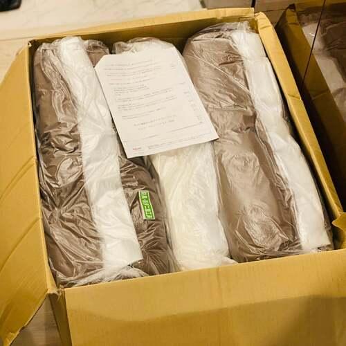 収納問題を解決する羽毛布団クリーニングサービス
