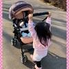 ☆★ 初めてベビーカーでお散歩 外気浴 《2歳9ヶ月・生後38日》