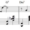 ストライドピアノの難しいバージョン。