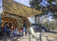 ほぼ年中キャンプ漬けの僕がすすめるファミリーキャンプ。「家族全員が楽しい」簡単キャンプテク