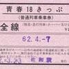 青春18きっぷで東京、神保町