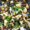 鶏肉と夏野菜のうま煮