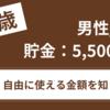 【60歳/無職】貯金:5500万円 毎月自由に使える金額を知りたい