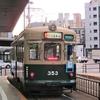 広島電鉄、朝ラッシュ時①鉄道風景188...20191118