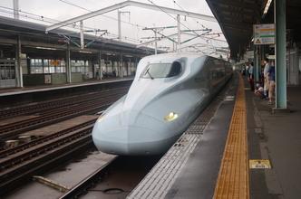 【リニアVS 航空】東京駅8:00発。大阪以西への到着時刻を検証。