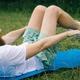 筋トレのクランチとは腹筋を鍛える自重トレーニングです
