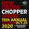 ニュース:NEW ORDER CHOPPER SHOW 15th ANNUAL