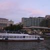 ドナウ川観光船ツアー~サンセットからのドナウの真珠へのいざない おーい、まだ飲んでるんすか?? 二回目のAvicii的写真の撮り方 GW北回り欧州紀行 34 ブダペスト