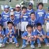 準優勝!サマーフェスタ2011ミニサッカー大会(1年生)