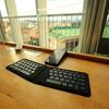 PCを持ち歩くのが面倒だったのでスマホとワイヤレスキーボードだけでブログを更新してみた