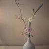 京都町家の小さな花生け