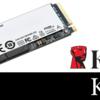 【KC2000 レビュー】Kingstonから超高コスパなNVMe M.2 SSDが発売!PC自作に超おすすめ!