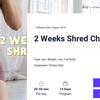 "Chloe Ting の ""2 Weeks Shred Challenge""!"
