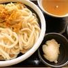 ざるうどん(得)(丸亀製麺) +大根おろし