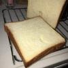 ホシノ天然酵母の食パン
