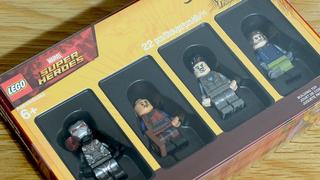 【LEGO】ブロックトーバー!限定ミニフィギュア第四弾「マーベル・スーパーヒーローズ」をゲットした。