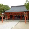 博多にある私の大好きな住吉神社