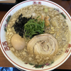 吟醸煮干 灯花紅猿で煮干らぁ麺(四谷三丁目)