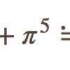 ほとんど整数「黄金比の冪乗」の整数部分