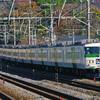 12月6日撮影 東海道線 大磯~二宮間① 2週続けてmue-trainを撮影