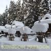 関東に今シーズン初の積雪。冬用タイヤが役に立つ