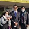 熊谷俊人千葉市長が船橋に来訪!