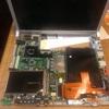 古いノートPCをSSDに交換