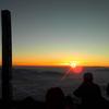 南木曽岳は紅葉真っ盛りです(南木曽岳の写真はありませんが)