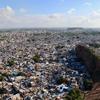 インド最大級の城がある町!「ブルーシティ」ジョードプル