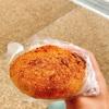 【No.122 東新宿 パン屋のどん助 カレーパン、ぶどうクリームパン】