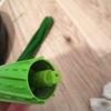 ルンバi7のゴミ吸い込みローラーの回転軸には髪の毛が絡みやすい