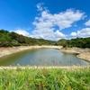 秋山溜池(山口県山陽小野田)