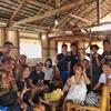 セブ島・バジャウ族の村のゲストハウスが80%ぐらい完成したから引っ越した!